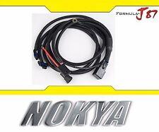 Nokya Relay Wire Harness 893 Nok9218 Fog Light Bulb Lamp Plug Replace Repair OE