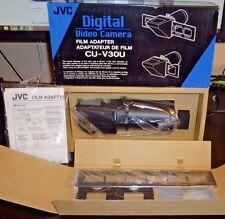 Vintage 1998 JVC Digital Video Camera Film Adapter CU-V30U Japan NEW OLD STOCK
