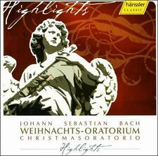 Bach: Christmas Oratorio  Highlights  2006 by Excerpts From the Christmas Orator