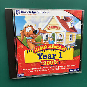 JUMP AHEAD READING YEAR 1 CD-ROM Introduction to Literacy Skills Knowledge 1999