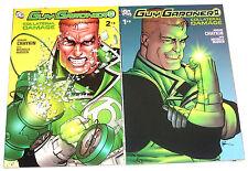GUY GARDNER : COLLATERAL DAMAGE #1,2 NM+ Full Set! 2006 Green Lantern! H.Chaykin