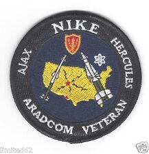 NIKE  Ajax / Hercules  ARADCOM VETERAN - Sew-On Patch