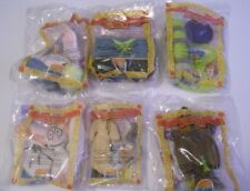 Burger King  Anastasia Toys  Complete Set of 6  New In Packages 1997