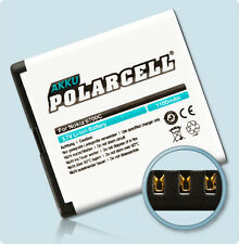 polarcell Battery for Nokia 6700 Classic 6700 Illuvial BL-6Q 1000mAh Battery