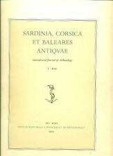 Sardinia, Corsica et Baleares. N. 1 - 2003, 2004