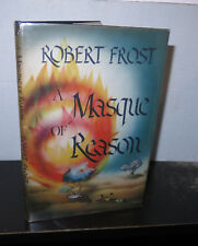 Robert Frost A Masque of Reason 1945 HB/DJ 1st Ed 1st Printing Nice Copy