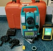 Sokkia Set530r 5 Reflectorless Total Station Red Tech Ii With Nomad Tds Data C