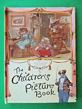 Pop Up THE CHILDREN'S PICTURE BOOK Ernest Nister Reproduction of the 1896 book