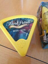 Trivial Pursuit Bite Size Family Edition. 2007.
