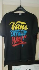 Vans T-Shirt Size large / Black