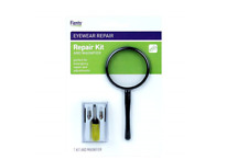 Flents Eye Glasses Repair Kit and Magnifier, 4 Pack *New* A-13.10
