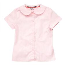 Abbigliamento rosa fantasia nessuna fantasia a manica corta per bambine dai 2 ai 16 anni