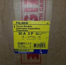 Square D FHL36030 3P 30A 600V