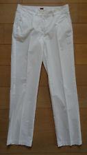 Hose von Olsen Gr. 36 / S in weiß