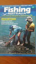 Vintage Fishing Australia Magazine -  Issue No. 33