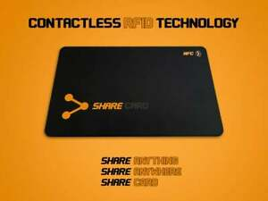 Digital NFC Sharing Card   URL Card   Compatible with Android & IOS