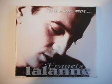 FRANCIS LALANNE : RESTE AVEC MOI [ CD-MAXI PORT GRATUIT ]