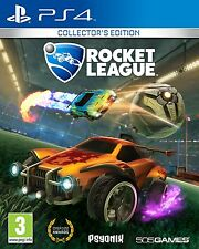 Rocket League Collectors Edition (Playsation 4 PS4 Video Game) *NEW/SEALED*