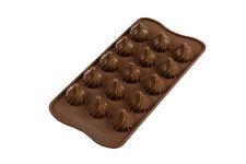 SILIKOMART stampo in silicone x cioccolatini 3D Choco Flame Cioccolatino Ripieno
