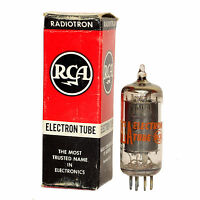 TUBE ELECTRONIQUE 3AU6 RCA neuf LAMPE RADIO