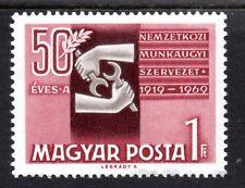 Hungary - 1969 50 years ILO Mi. 2505 MNH
