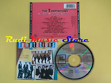 CD TEMPTATIONS All the million sellers 1981 germany TAMLA MOTOWN (Xs7)lp mc dvd