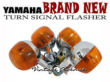 YAMAHA RS100 YG5 YF5 FS1 YL2 LT3 LB50 LB80 TURN SIGNAL FLASHER LAMP 2PAIR 6V [C]