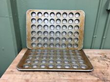 "Mini Muffin Pan - Chicago Metallic 45255 - 48 On - 18"" x 26"" -2qty"