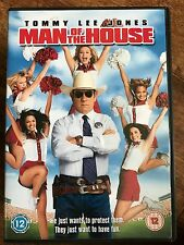 Tommy Lee Jones Christina Milian MAN OF THE HOUSE ~ 2005 Comedy |  UK DVD