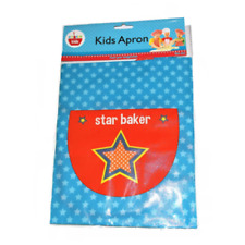 Childrens Chef Apron Kids Waterproof Painting Crafts Baking Cooking Girls Boys