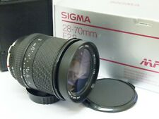 Rare Sigma Zoom 28-70mm F2.8 for Olympus OM Film Camera, Stock No u10378
