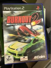 burnout 2 point of impact PS2