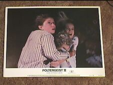 POLTERGEIST II 1986 LOBBY CARD #4
