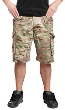 Genuine British Army Issue Surplus Multicam Combat Shorts MTP SAS Camo All Sizes