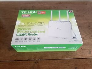 TP-LINK Archer C9 AC1900 Wireless Dual Band Gigabit Router - White Boxed