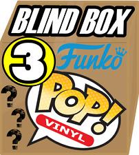 Funko Blind Box Misterioso Contenente 3 Funko POP!