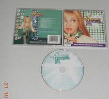 Album CD Hannah Montana (Miley Cyrus) 13 Tracks 2006 sehr gut Disney Records