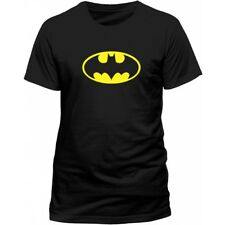 Batman Logo T-shirt Black 3xl