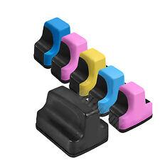 6 Pack 02 Ink Cartridge For Photosmart 3110 3210 3310 C5140 C5150 C6150