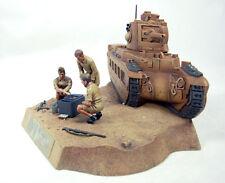 Corgi avance 1/32 CC59179 tanque británico tripulación desmonta una-el Alamein