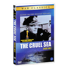 The Cruel Sea (1953) DVD - Charles Frend, Jack Hawkins (*New *Sealed *All)