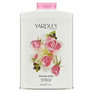 Ideal Refreshing English Rose Perfumed Talc For Her Y6320018-6 New