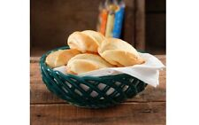 "The Pioneer Woman 9"" Bread Basket Teal Kitchen Tableware Breads Serving Basket"
