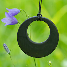 Shungite Pendant circle in the circle emf and geopathic stress protection Tolvu