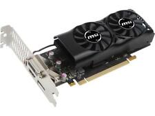 MSI GeForce GTX 1050 Ti DirectX 12 GTX 1050 TI 4GT LP 4GB 128-Bit GDDR5 PCI Expr