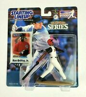 2000 Extended MLB Starting Lineup Ken Griffey Jr Cincinnati Reds Action Figure