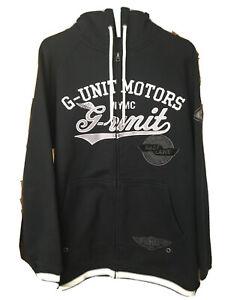 G-Unit Hoodie Rare Vintage Black Size Medium