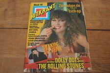 HITKRANT # 40 1981 DOLLY DOTS SHAKIN' STEVENS ABBA BONEY M ROLLING STONES