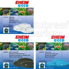 Eheim Easy Ecco 2232/2234//2236 Pro 130/200/300 Fine Coarse Carbon Filter Pad