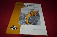 Massey Ferguson Backhoes Dealers Brochure DCPA6
